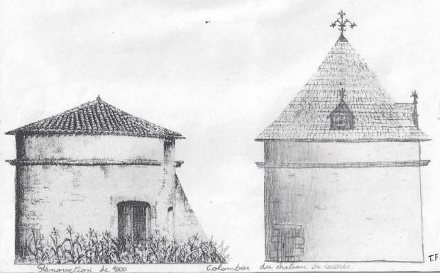 Architecture cible du colombier